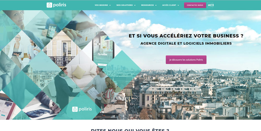 poliris-homepage